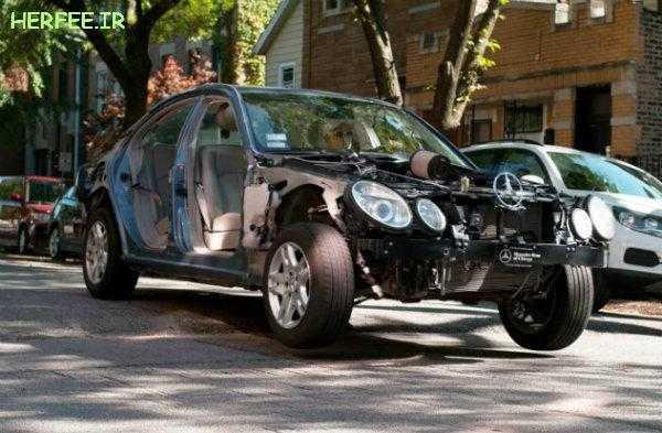 عبور با سرعت زیاد از روی سرعت گیر چه بر سر خودرو می آورد؟