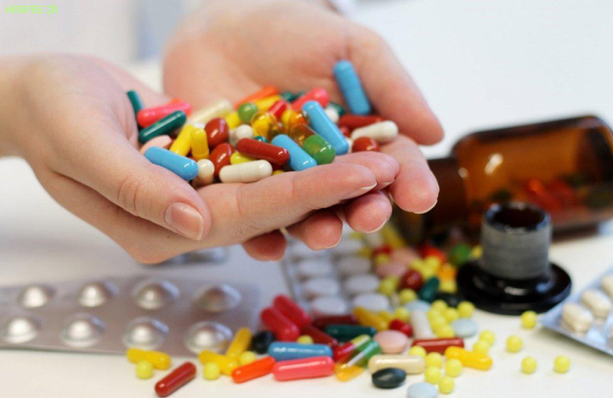 مصرف برخی داروها