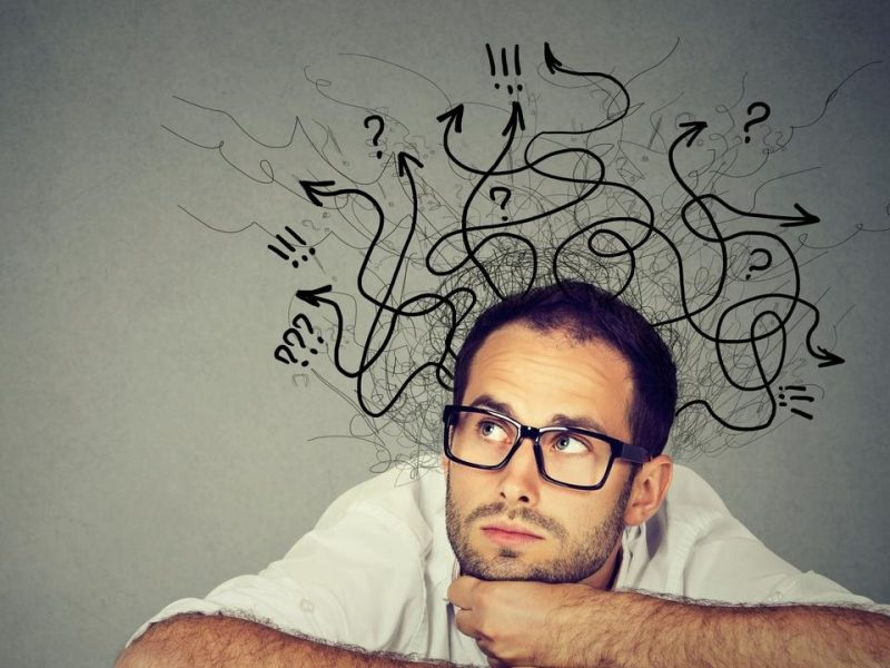 چرا افکار منفی را بیشتر دوست داریم؟