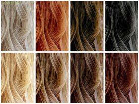نکات رنگ مو که دانستن آن ضروری می باشد