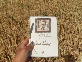 آلبر کامو کتاب بیگانه