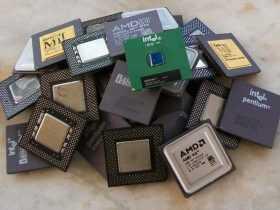 انواع پردازندهها ، انتخاب بین اینتل و AMD ، آشنایی با نسلهای پردازندهها