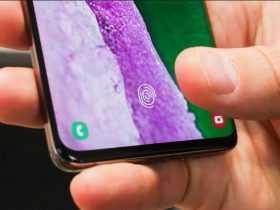 هر آنچه باید درباره حسگرهای گوشیهای هوشمند بدانید؛ حسگر اثر انگشت