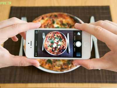 چگونه با موبایل از غذا عکاسی کنیم؟