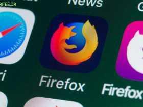 کلیدهای میانبر مرورگر فایرفاکس
