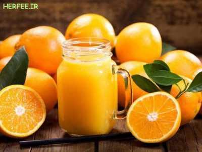 خواص پرتقال و تاثیر آن بر بدن انسان