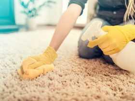 اصول نو و تمیز نگهداشتن فرش های خانه
