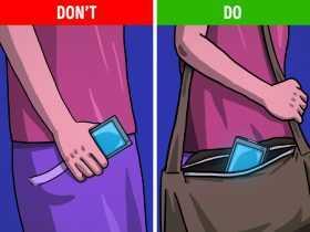 در تماس نگهداشتن مداوم تلفن همراه با پوست - ۵ عادت اشتباه در استفاده از تلفن همراه که به سلامت ما لطمه میزند