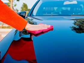 روشهای حفاظت از رنگ خودرو