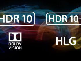 HDR - هر آنچه باید درباره انواع فرمتهای HDR تلویزیون بدانید