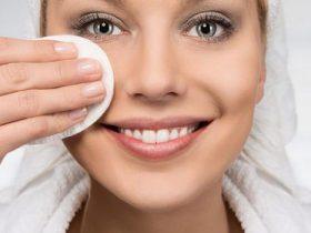 مرحله به مرحله شستن صحیح آرایش صورت