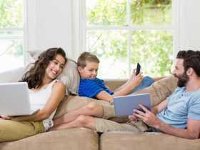 چگونه هزینه اینترنت خانواده را کاهش دهیم؟