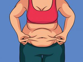 پیشگیری از افتادگی پوست بعد از لاغری