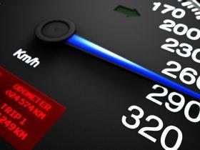 چرا نباید به عقربه سرعت سنج خودرو اعتماد کرد؟