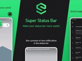 معرفی اپ Super Status Bar ؛ نوار وضعیت اندروید در کنترل کامل شما