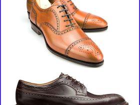 کفش بروگ چیست؟