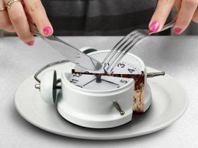 بهترین زمان خوردن شام برای لاغری چه زمانی است؟