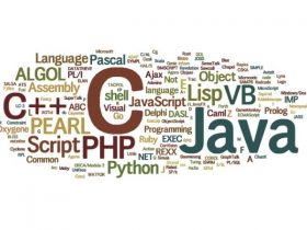 7 most used programming languages 2020