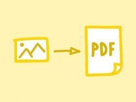 نحوه تبدیل JPG (عکس) به PDF