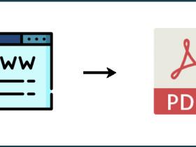 آموزش ذخیره وب سایت بهصورت فایل PDF در ویندوز، اندروید و iOS