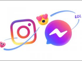 چگونه به یک دوست فیسبوکی از طریق اینستاگرام پیام دهیم؟