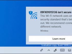"""چرا ویندوز 10 میگوید شبکه Wi-Fi شما """"امن نیست"""""""