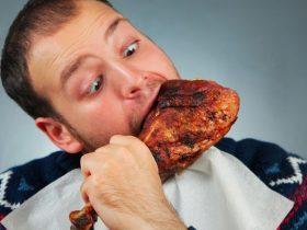 خطرات جدی تند غذا خوردن