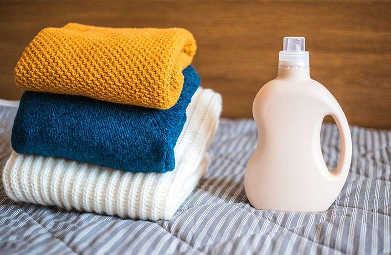 راهنمای کامل شستوشو و نگهداری از انواع لباس بافتنی