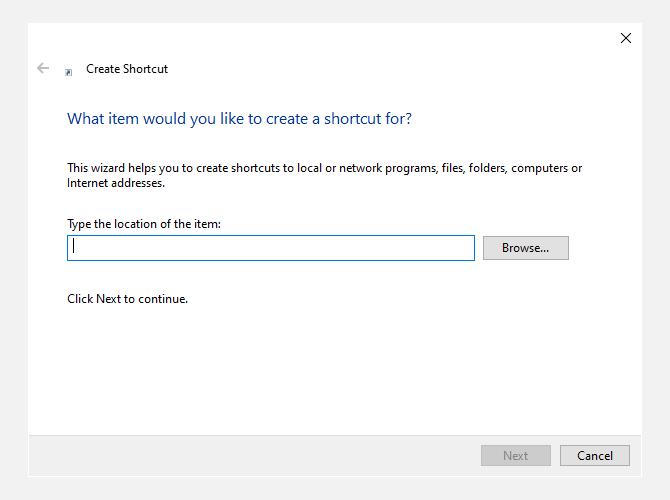 میانبر دسکتاپ (Shortcut) چیست و چگونه کار میکند؟