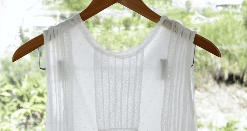 نحوه نگهداری و محافظت از لباسهای سفید