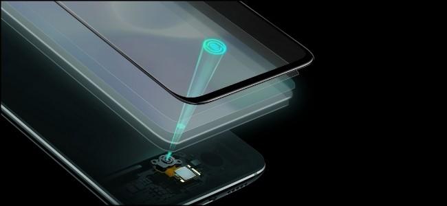 اسکن اثر انگشت در صفحه نمایش چگونه کار میکند؟