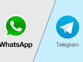 نحوه ارسال استیکرهای تلگرام به واتساپ