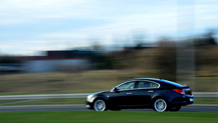 car shaking at high speed