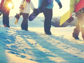 پیست اسکی معروف و برتر جهان و ایران