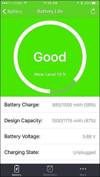 چگونه سلامت باتری آیفون را بررسی کنیم