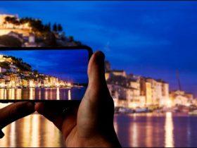 """""""حالت شب"""" در دوربینهای تلفنهای هوشمند چگونه کار میکند؟"""