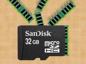نحوه افزودن RAM به گوشی اندرویدی با استفاده از کارت MicroSD